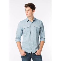 Levi's Classic Worker Shirt - Dark Blue