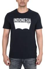 Levi's Destination Tee Indonesia - Black