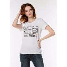Levi's Perfect Tee  - Two Horse