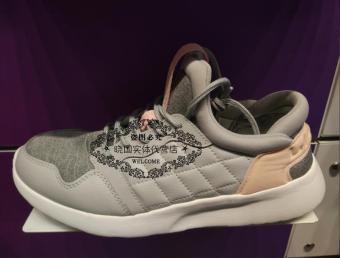 Harga LINING arlm002-1-2-3 semi dan model perempuan berjalan sepatu kasual  (-2 mikrokristalin abu-abu kristal merah muda) e6728b0d8e