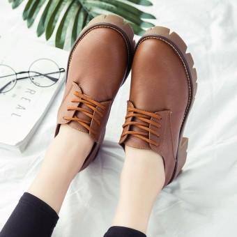 Obral Kickers Sepatu Kulit Pria - Hitam. Source · Harga Saya Locke gaya Inggris musim