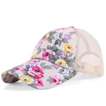Qiudong luar ruangan laki-laki Hari topi baseball topi (Klasik versi putih). 6b211d51ac