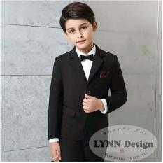 Lynn Design - Setelan tuxedo jas formal anak cowok/ laki laki 1- 7 tahun