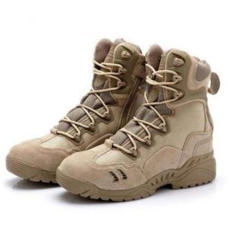 Magnum Spider Boots - Sepatu Boots Pria dan Wanita MillitaryFashion - Army Fashion - Army Gear - 8'' - (Coklat)