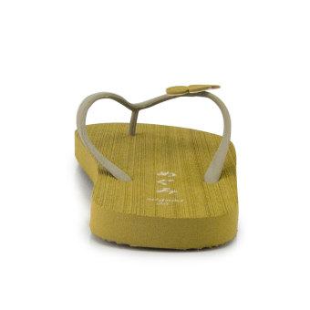 ... Megumi Freesia Sandal Jepit - Hijau - 3 ...
