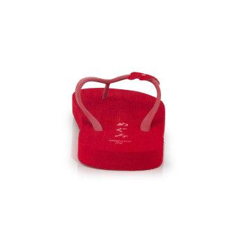 ... Megumi Freesia Sandal Jepit - Merah - 3 ...