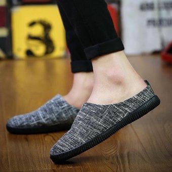 ... Salvo sepatu sneaker Salvo merah