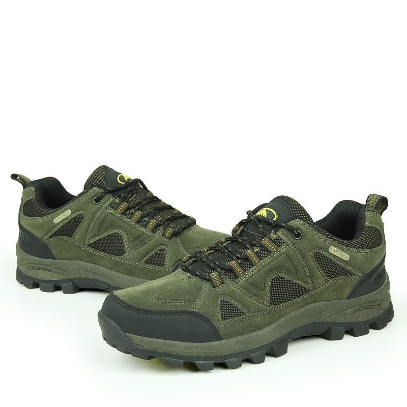... Men's Spring and Summer Season Outdoor Hiking Shoes - intl ...
