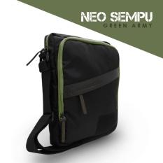 Meno Tas Selempang / Sling Bag Neo SEMPU - Original - Hijau