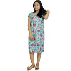 Midi, Daster Midi, Dress Santai, Baju Tidur, Piyama, Atasan Batik (BPT002-21)