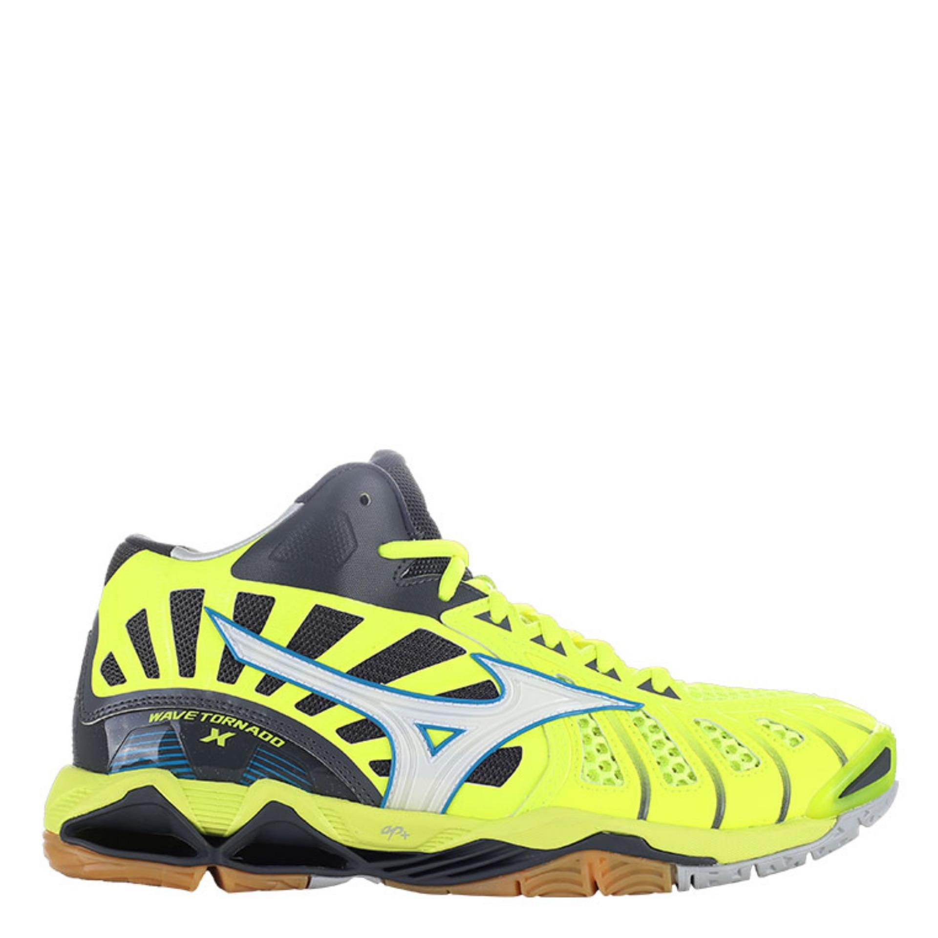 ... Mizuno Wave Tornado X Mid Safety Yellow   White   Dark Shadow ... 6248250ab8