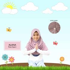 MONIA HIJAB KIDS TERPOPULER Jilbab anak Instan kerudung Anak Hijab alana size L usia 9-11 tahun