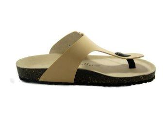 Gambar Detail Barang Morello Sandal Mens Deluxe - Cream Terbaru