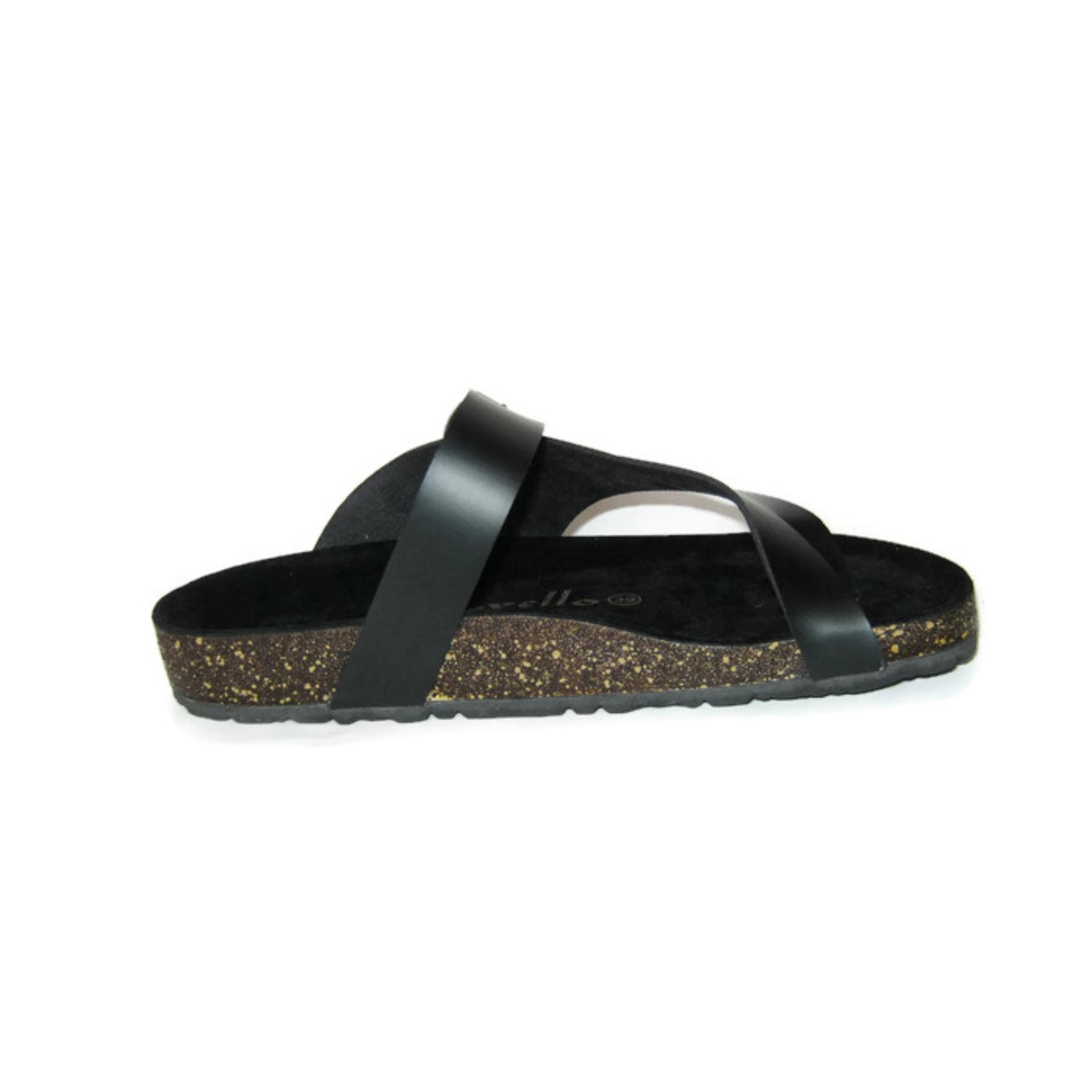 ... Morello Sandal Mens Eagle Black ...