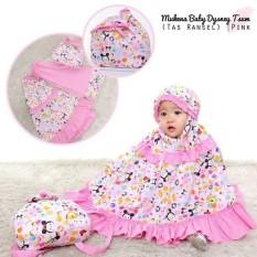 Mukena Baby Usia 1-2 Tahun – Motif Dysney Tsum- Pink