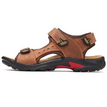 Sepatu Pria Gelap Coklat C132169. Source · Detail Gambar Musim panas baru .