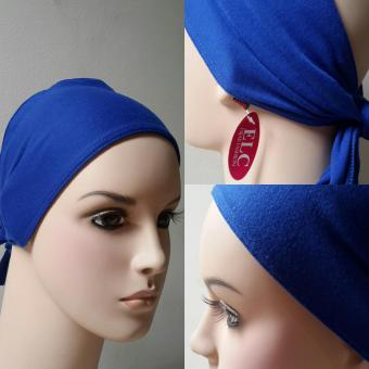 Gambar Mysha Hijab Ciput Bandana Mix 3 Warna Random (Get 3 pcs)
