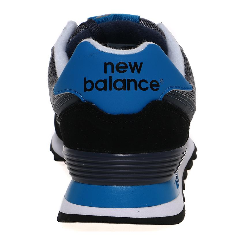 ... Gm500bsw Mens Lifestyle 500 Blue White Lazr Nxt Biru. Source · New Balance 574 Core Plus Men's Sneakers - Hitam-Biru .