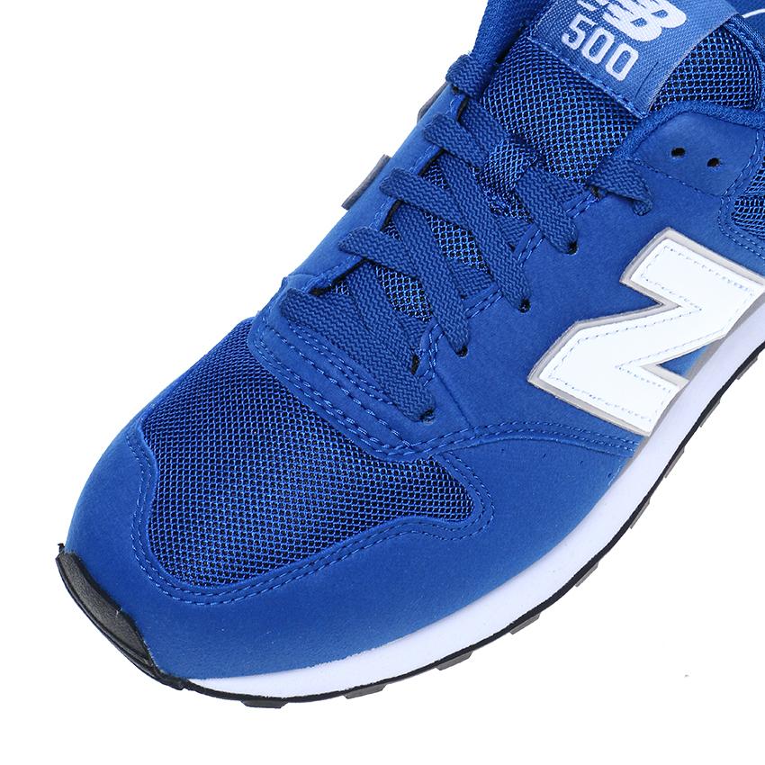 New Balance GM500BSW Mens Lifestyle 500 Blue White .
