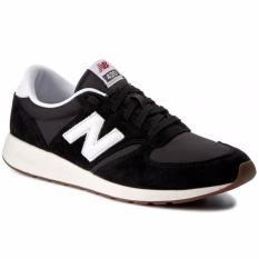 new balance 690v2. new balance mrl 420 sd reengineered suede - black white 690v2