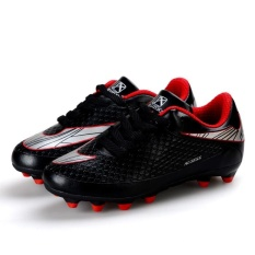 New Soccer Shoes Training Shoes Ag Professional Game Shoes Non-slipChildand Adult Grass Shoes -