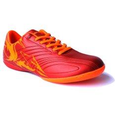 Nobleman Sepatu Futsal Anak - Tormentor Junior Merah