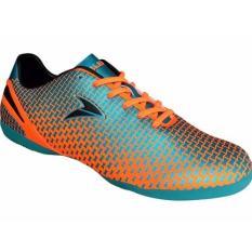 Nobleman Sepatu Futsal Raider - Tosca Orange