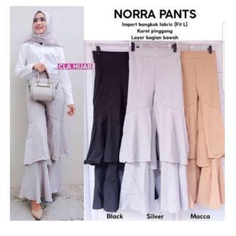 Norra pants/ Celana pants/ Celana panjang wanita