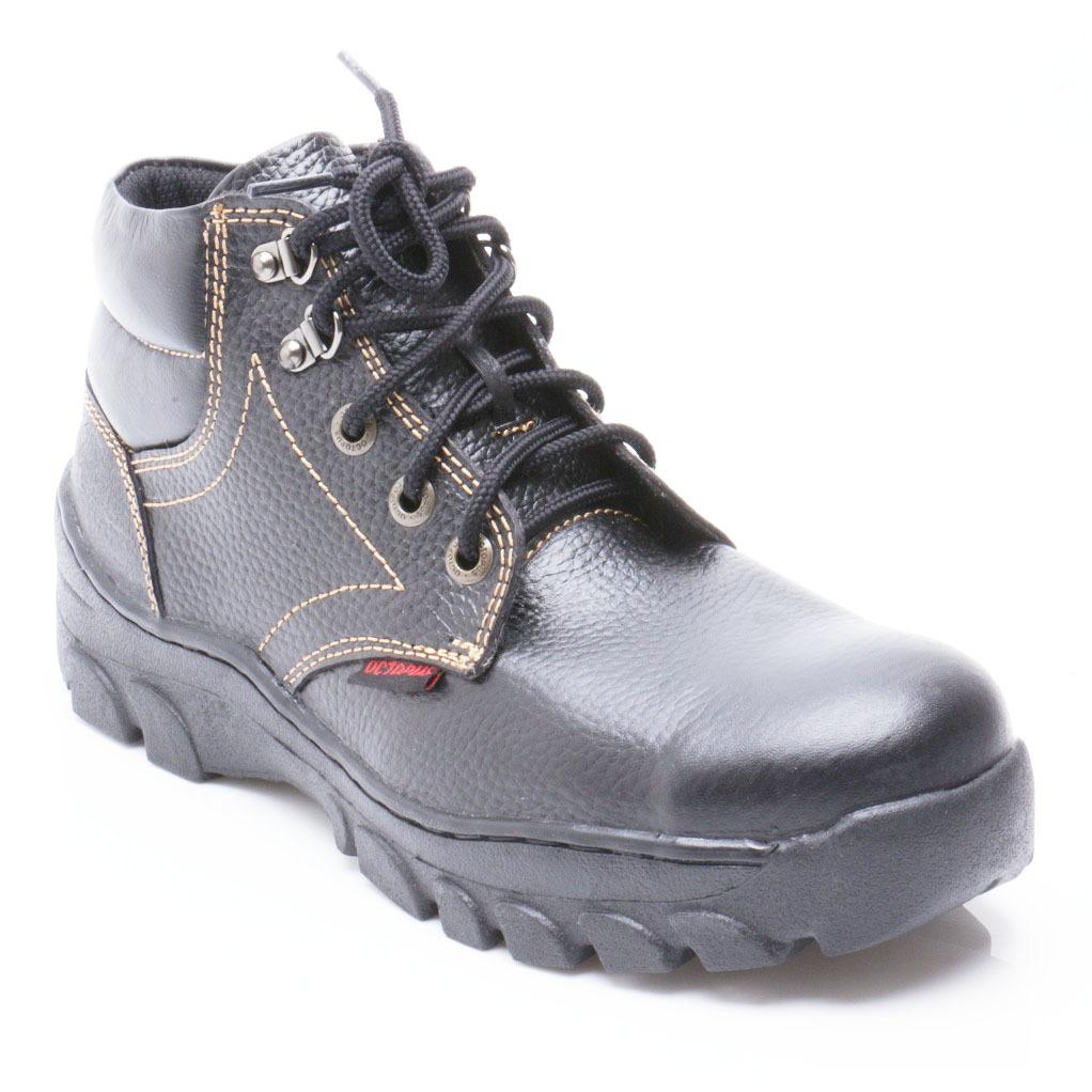 ... Octopus OX 508 Sepatu Safety Hitam ...