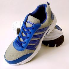 Onemarkets Sepatu Olahraga Cowok/ Sepatu Lari Pria - Biru