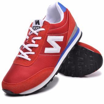 Sepatu Sport Wanita Sepatu Lari Merah - Daftar Harga Terkini dan ... a0b22492c2