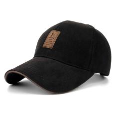 Ormano Topi Baseball Snapback Golf ED Cap - Hitam