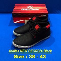 PADIE - Sneakers Sepatu Casual ARDILES NEW GEORGIA BLACK