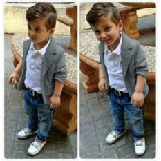 Pakaian Anak Laki Laki Fashionable - Stelan Jazz