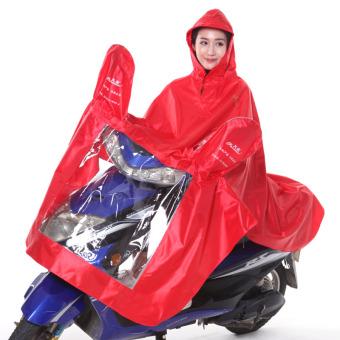 Periksa Peringkat Paradise Ukuran Plus diperpanjang dewasa jas hujan jas hujan jas hujan jas hujan (