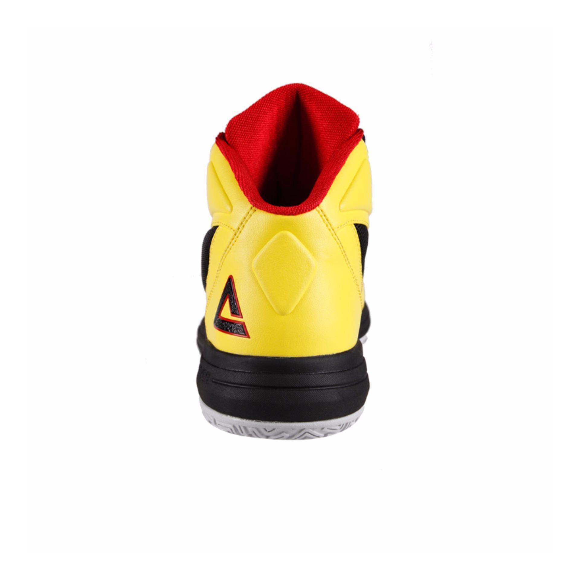 Sepatu Basket Peak E51301a George Hill Edition Hitam Daftar Harga Tony Parker9 Ii E44323a Blue Red E44321a Cobra Yellow Original