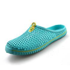 Musim Panas Baru Pria Wanita Mengenakan Sepatu Flat Bahan Mesh Source Mengenakan Sepatu .