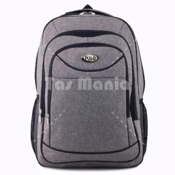 Gambar Produk Petal CX-029 GREY - Premium + Raincover + FREE Jam Tangan Pria