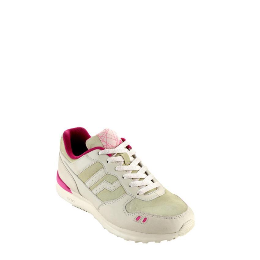 Piero Jogger W Daisy Off White Pink .
