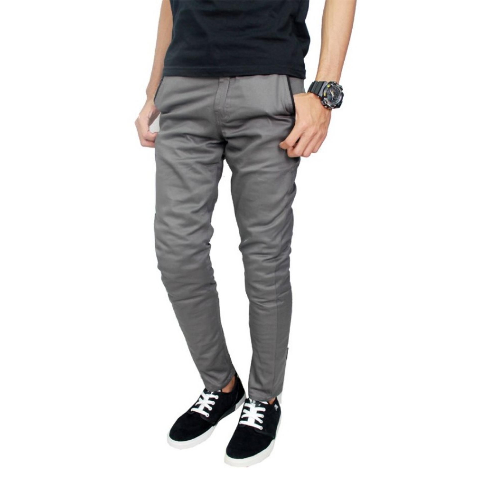 Pieter Jackson Chino Slim Fit Pants Hitam Panjang - Update Daftar ... 8db2bdd9a0
