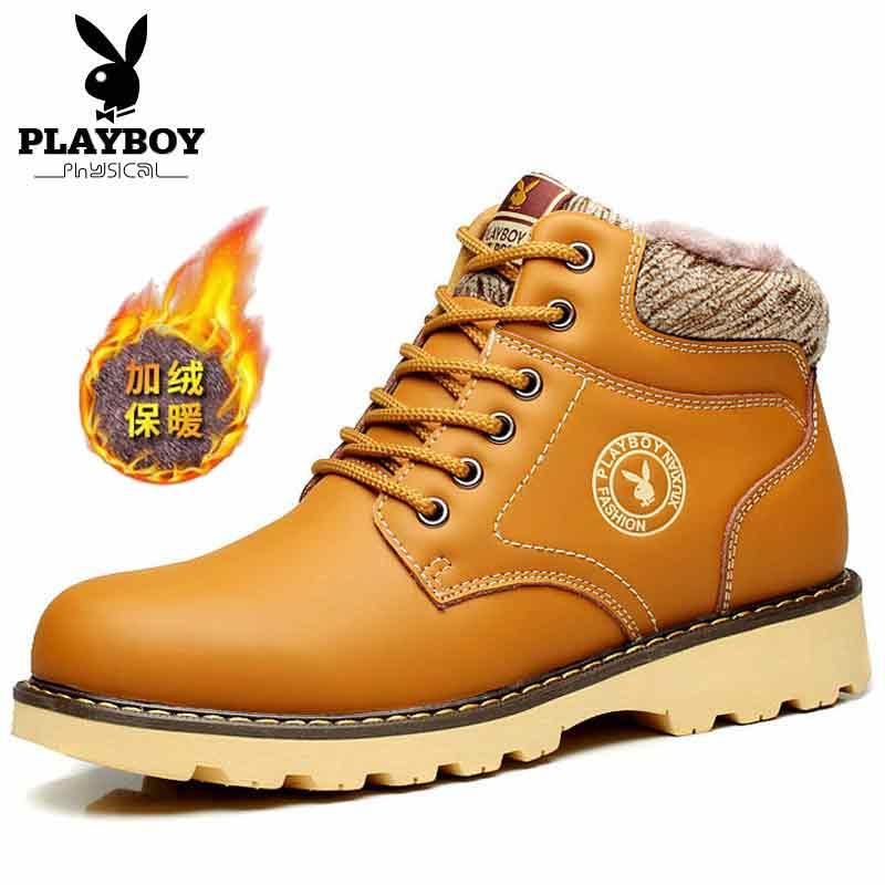 Hot Deals Crocodile Korea Fashion Style pria sepatu pria baru sepatu Source Flash  Sale PLAYBOY 6dfc5c8cba