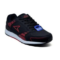 Power Strid Men's Shoes - Hitam