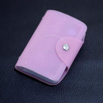 PREMIUM Korean Card Wallet 26 Slot /Dompet Kartu ATM/credit card .