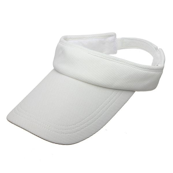 Pria Wanita Olahraga Golf Topi Pelindung Matahari Musim Panas Kapas Disesuaikan Tenis Topi Baseball-Intl