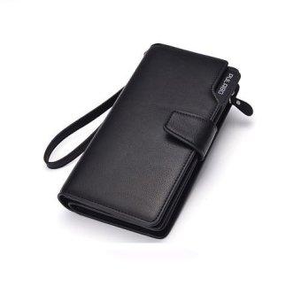 Jual Inficlo Men s Casual Bi Fold Wallet Pvc Dompet Pria Coklat Source ·  Pulabo Dompet 0be69aa7fb