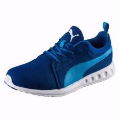 Puma Carson Mesh Sepatu Running - True blue/Blue Danube
