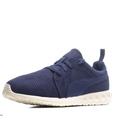 Puma sepatu Sneaker Running Carson Runner Camo mesh - 18917315 - Navy