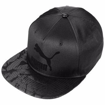 Detail Gambar Puma topi Ringside PP unisex Cap - 02104106 - hitam Terbaru 7a321c8a2c