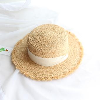 Belanja murah Rafi kecil segar perempuan tabir surya matahari topi jerami  topi (Rafi rumput warna 1f16c32ca2
