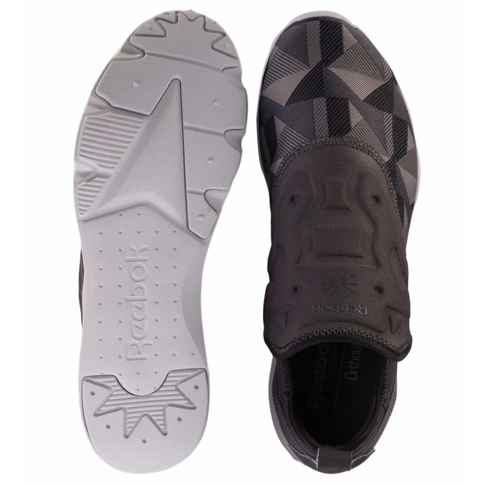 Harga Penawaran Reebok Furylite Slip-On Arch - Sepatu Pria - Abu-abu ... b2413c9231